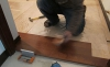 步驟06舖設實木地板